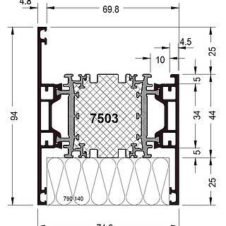 Rahmen 7503 ( 94 mm )