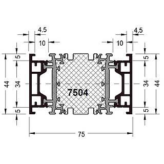 Rahmen 7504 ( 44 mm )